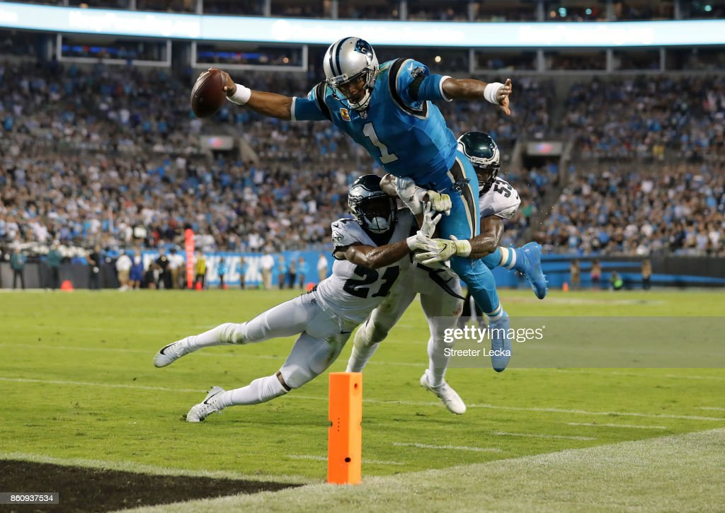 Philadelphia Eagles v Carolina Panthers : News Photo