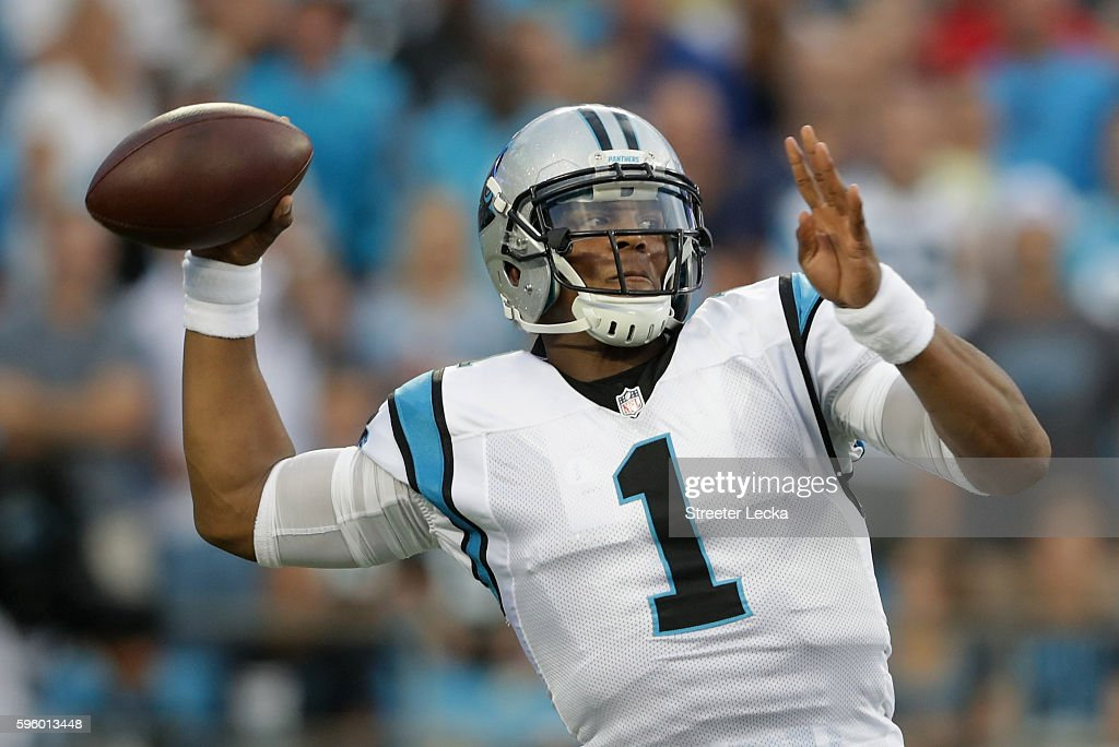 New England Patriots v Carolina Panthers : News Photo