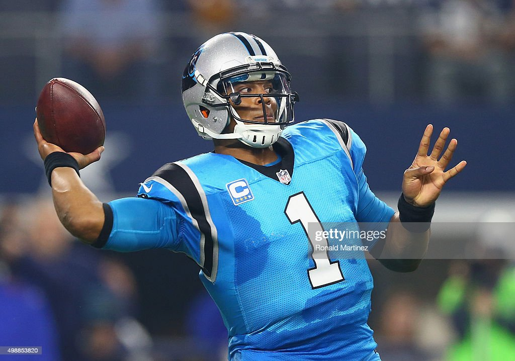 Carolina Panthers v Dallas Cowboys : News Photo