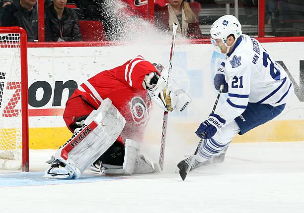 Toronto Maple Leafs v Carolina Hurricanes