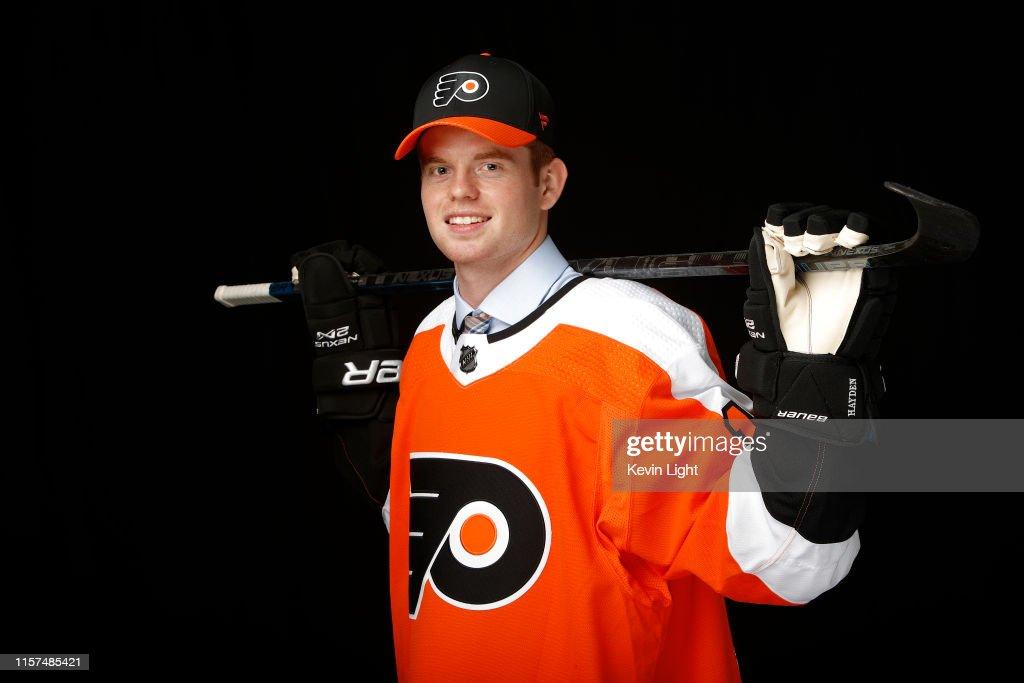 2019 NHL Draft - Portraits : News Photo