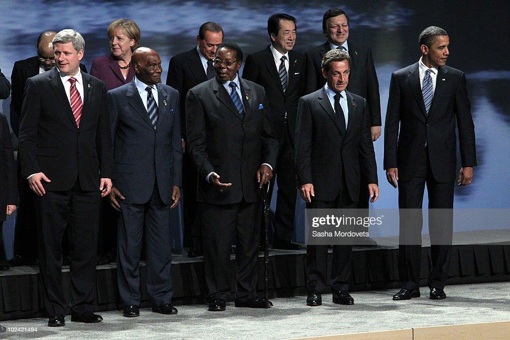 Huntsville, Ontario Hosts World Leaders At G8 Summit