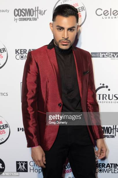 Camarillo attends the American Influencer Award at The Novo by Microsoft on November 18 2017 in Los Angeles California