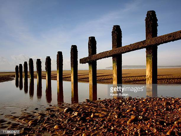 camber sands - camber sands stock photos and pictures