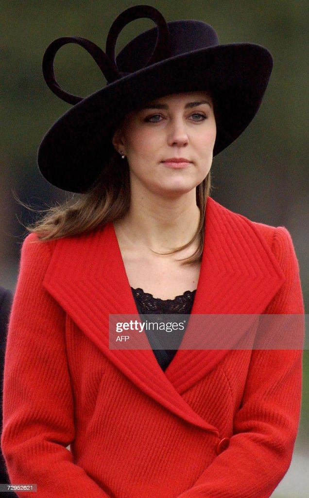 (FILES) Kate Middleton, girlfriend of Br : News Photo