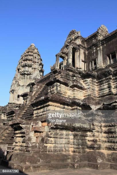 Cambodia, Angkor, Angkor Wat, temple,
