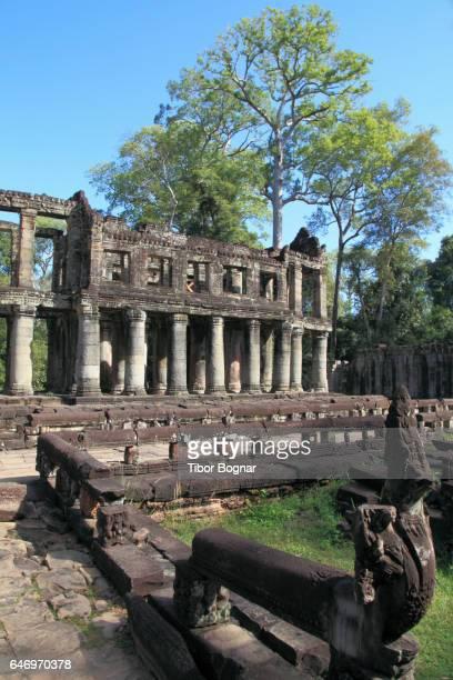 Cambodia, Angkor, Preah Khan, temple,