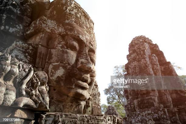 Cambodia, Angkor Wat, Angkor Thom, Bayon temple