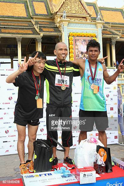 PENH Cambodia Japaneseborn comedian Hiroshi Neko who took Cambodian citizenship in 2011 and whose real name is Kuniaki Takizaki Cambodia's Hem...