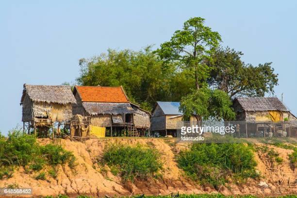 Cambodia - Riverboat scenes Phenom Penh to Siam Reap