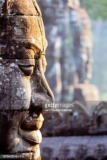 Cambodia, Siem Reap, The Bayon