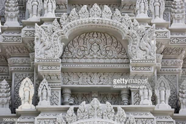 Cambodia: Silver Pagoda