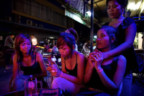 Girls bar phnom penh