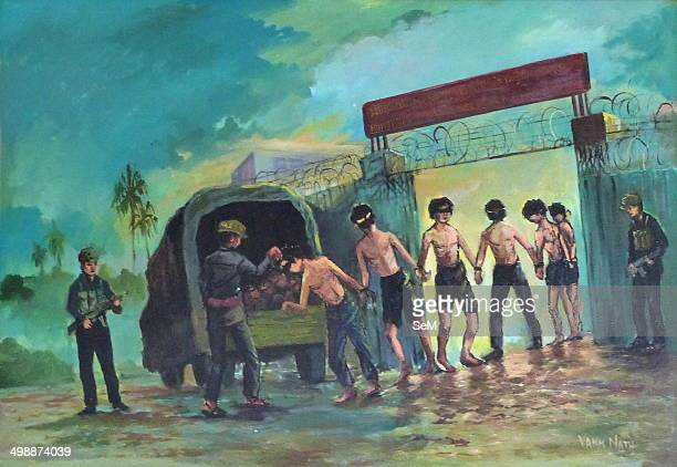 Cambodian Genocide The Khmer Rouge period refers to the rule of Pol Pot Nuon Chea Ieng Sary Son Sen Khieu Samphan and the Khmer Rouge Communist party...