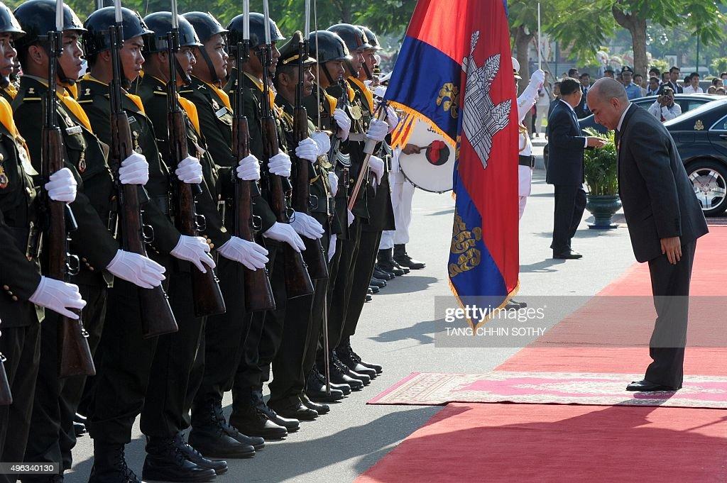 CAMBODIA-IDAY : News Photo