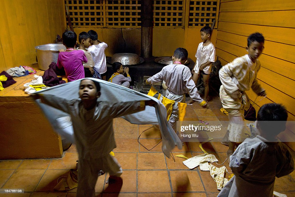 Cambodian Child Mortality Rate Highest In Region : News Photo