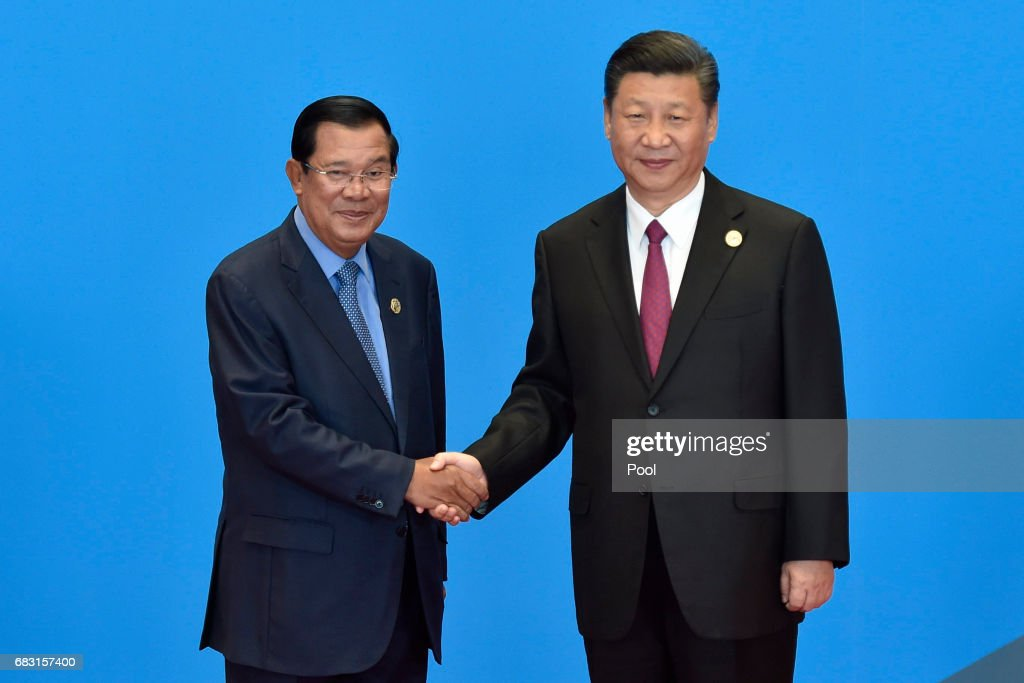 Belt And Road Forum For International Cooperation - Day Two : News Photo