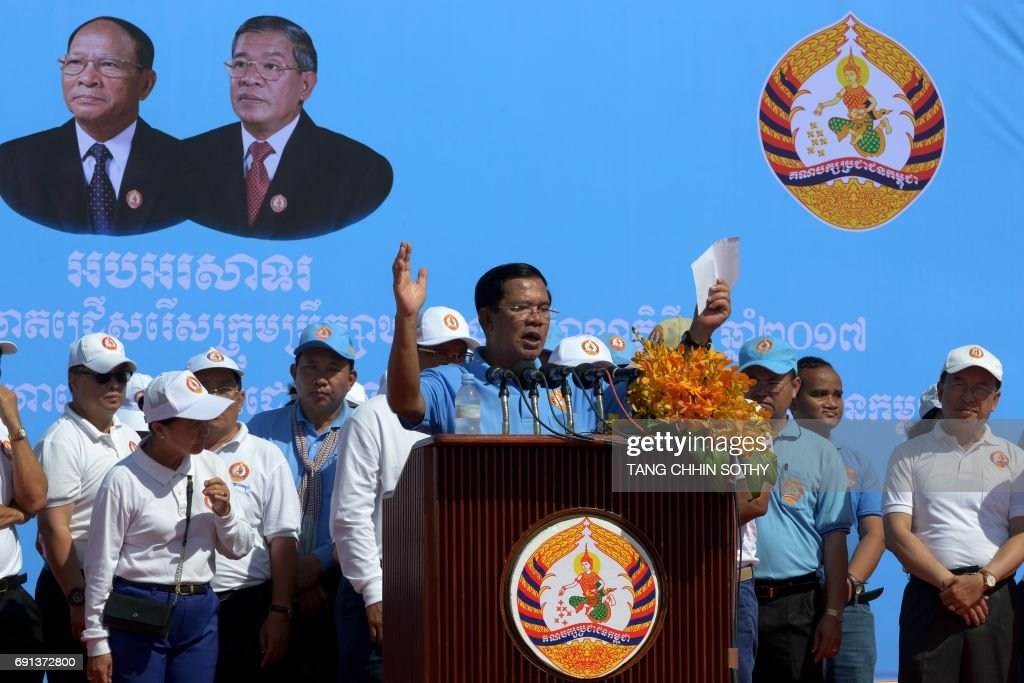 CAMBODIA-POLITICS : News Photo