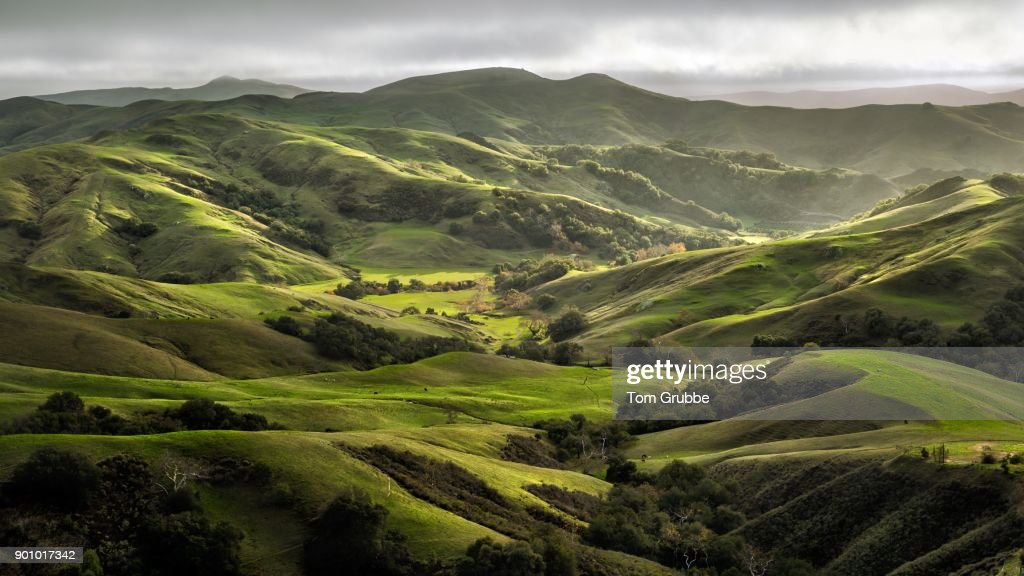 Cambrian Hills : Stock Photo