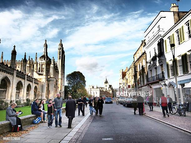 Cambridge in HDR