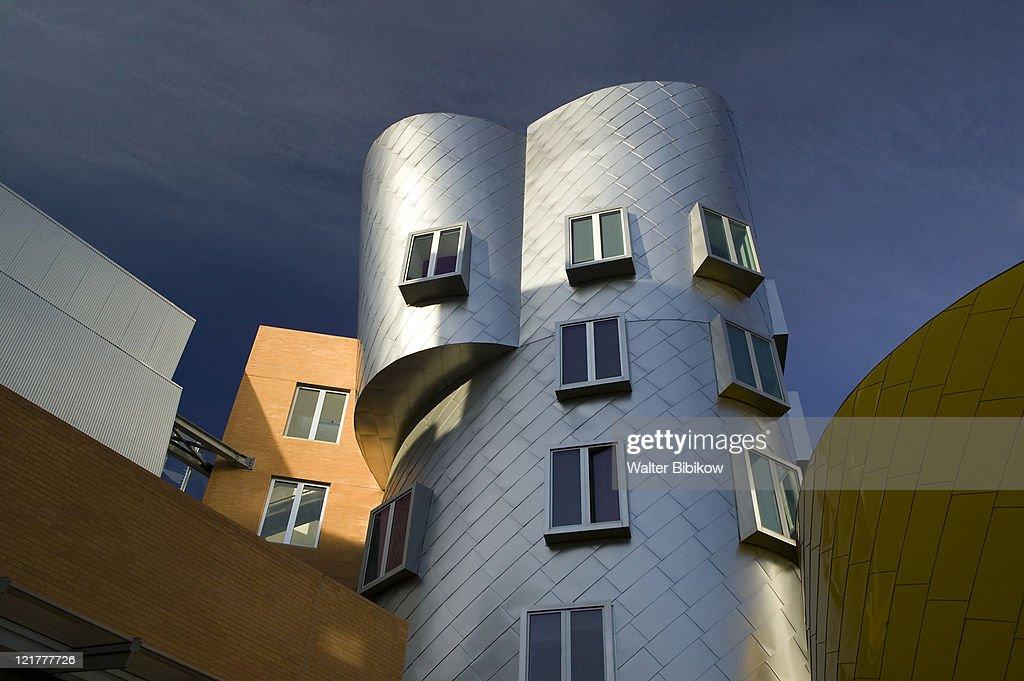 MA, Cambridge, MIT, The Stata Center : Stock Photo