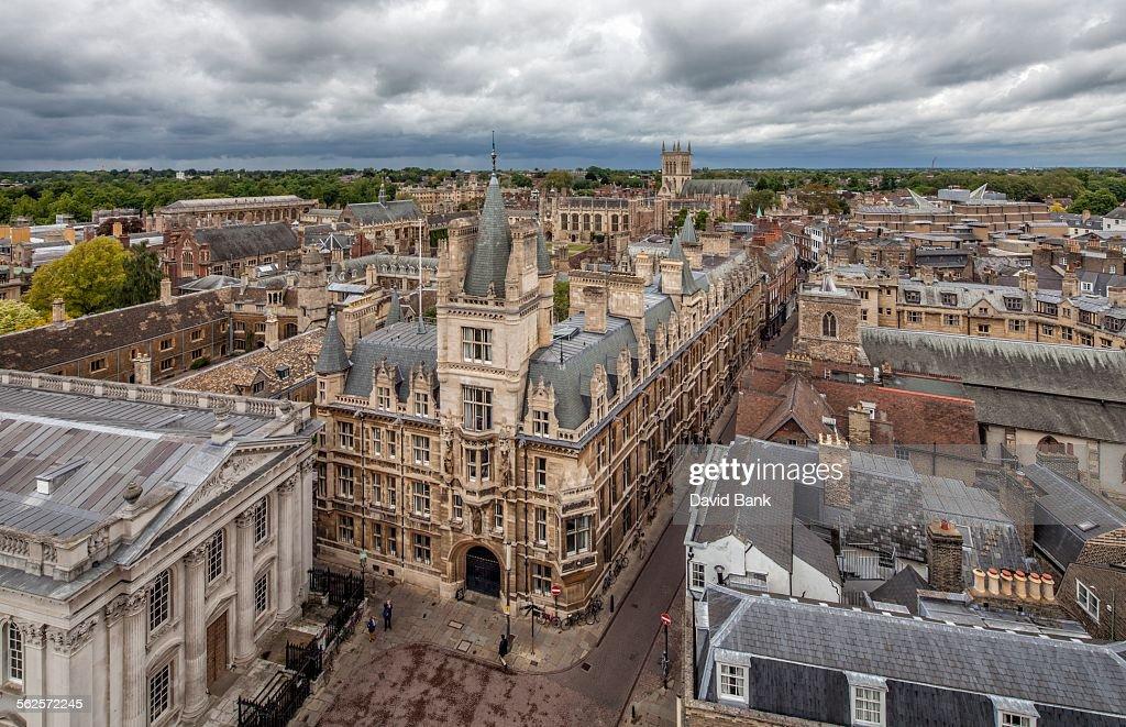 Cambridge : Stock-Foto