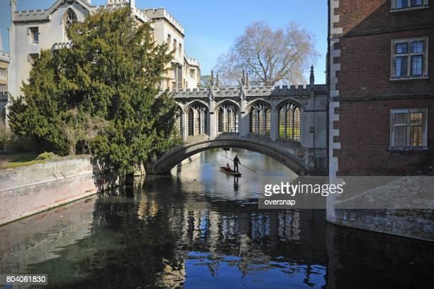 Cambridge-Fluss