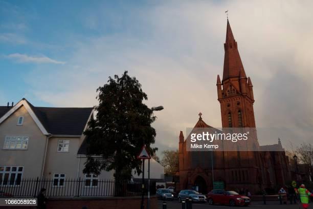 Cambridge Road Methodist Church in Birmingham United Kingdom