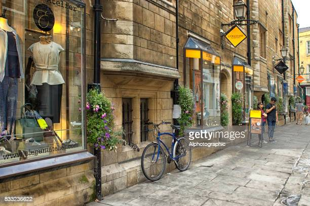 cambridge shopping - cambridge england stock pictures, royalty-free photos & images