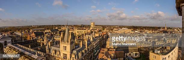 Cambridge skiline