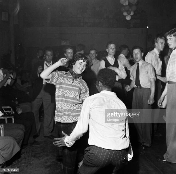 Cambridge University Jazz Club Ball Cambridge Cambridgeshire 11th June 1954