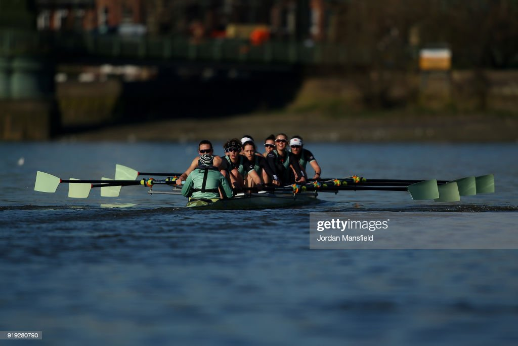 Cambridge University Women's Boat Club v University of London: Boat Race Trials