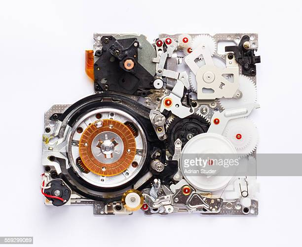 Camcorder Tape Drive Mechanism