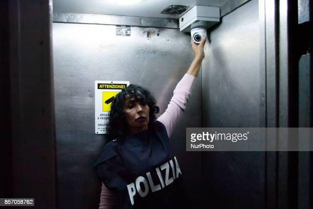 camcorders in the elevator Over 700 people from the State Police Armed Forces and the Guardia of Finance are involved in the operation between...