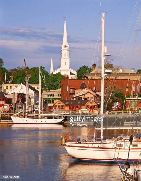 Camden Harbor, Maine-2