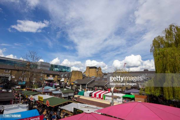 カムデン自治区のカムデンロック、ロンドン - カムデンロック ストックフォトと画像