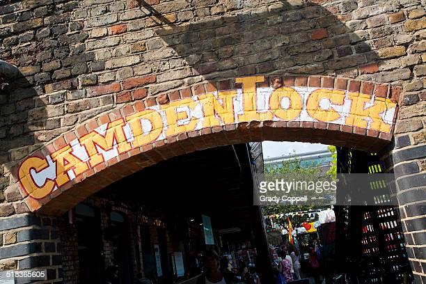 Camden Lock Market, London, UK