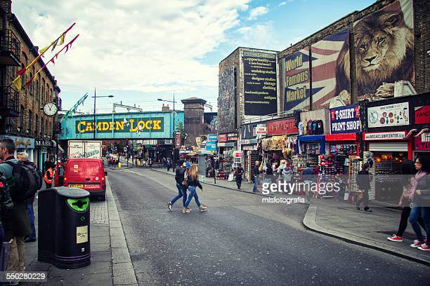 camden lock - camden london stock pictures, royalty-free photos & images
