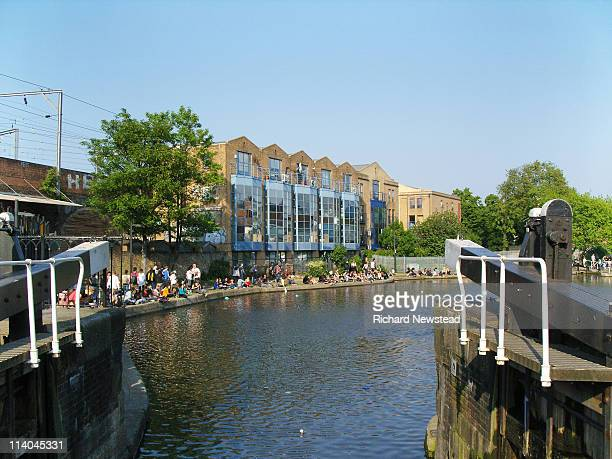 Camden Lock Sluice Gate