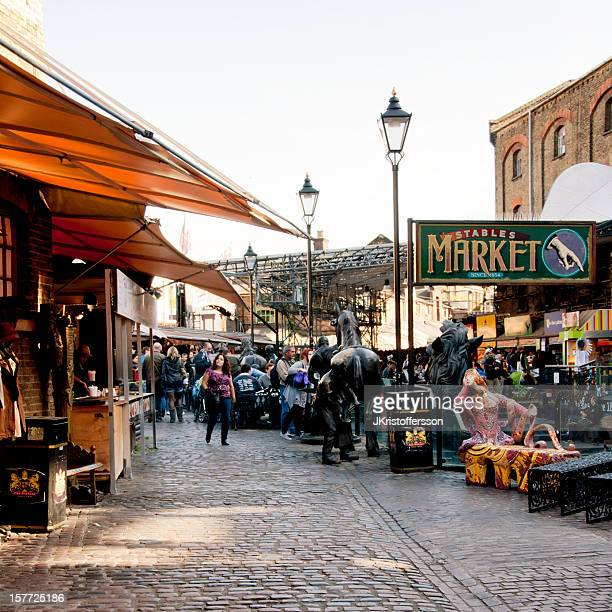 Camden Stables Market - London