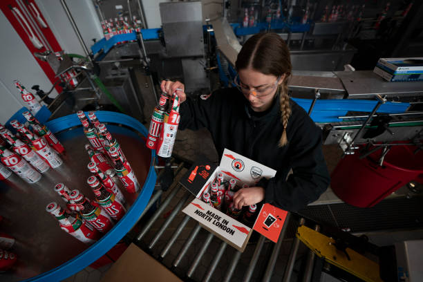 GBR: Camden Town Brewery Prepares Stock For April 12 Pub Openings