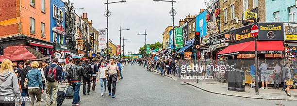 camden town - camden london stock pictures, royalty-free photos & images