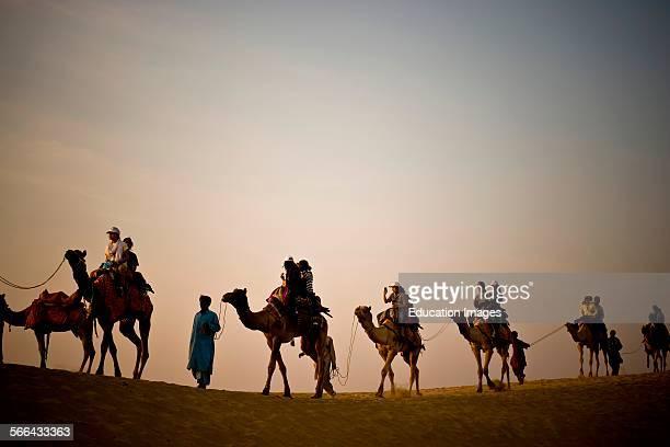 Camel Ride Jaisalmer Rajasthan