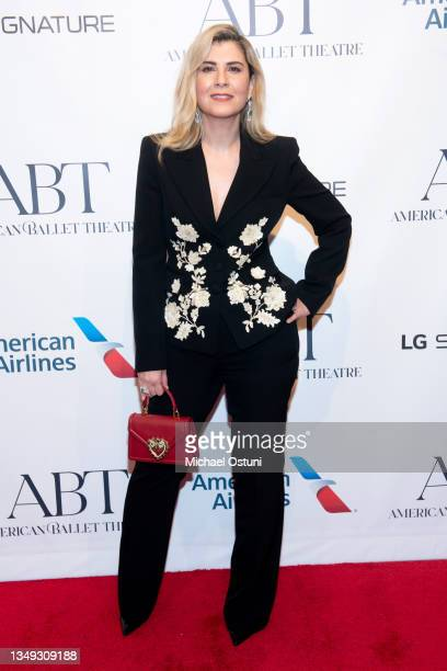 Camelia Entekhabifard attends the American Ballet Theatre Fall Gala at David H. Koch Theater at Lincoln Center on October 26, 2021 in New York City.
