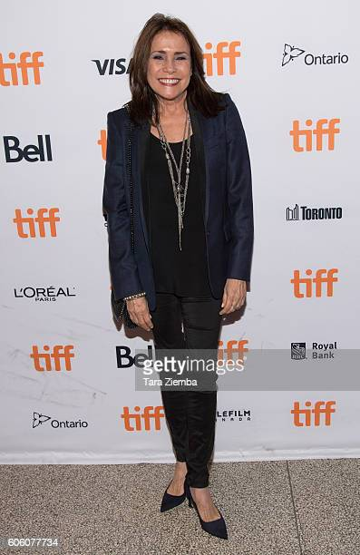 Camelia Gath attends the 'Terry Kath Experience' premiere during the 2016 Toronto International Film Festival at Winter Garden Theatre on September...