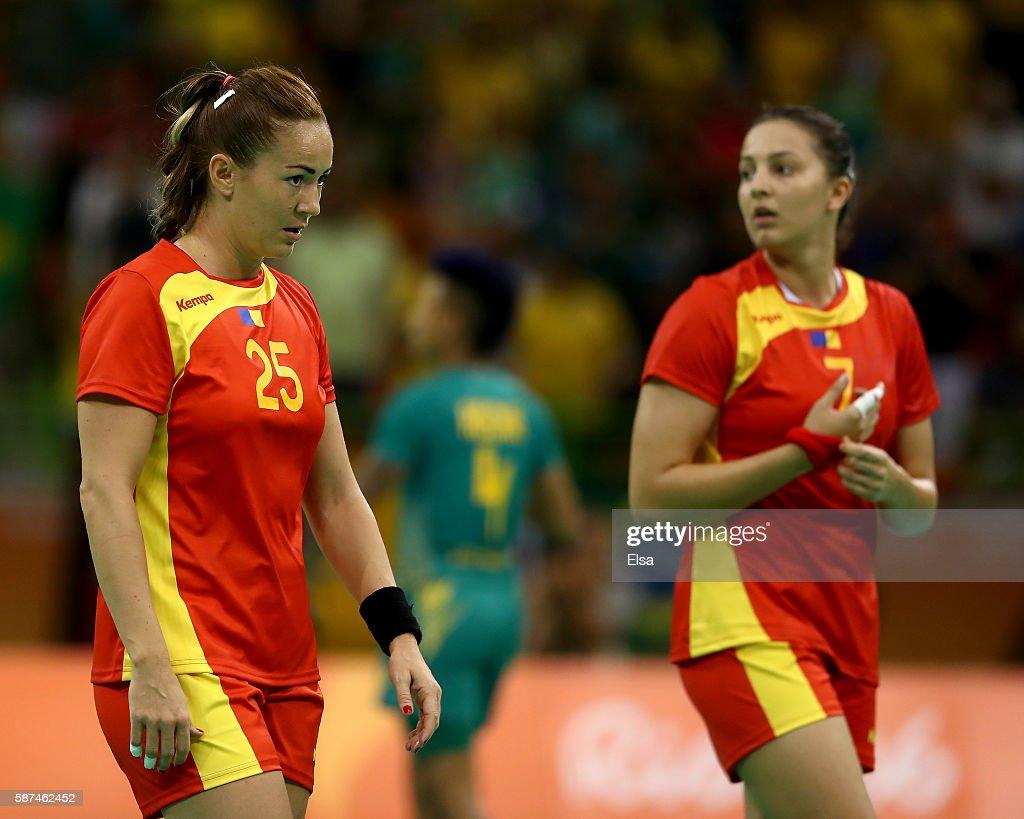 Handball - Olympics: Day 3 : News Photo