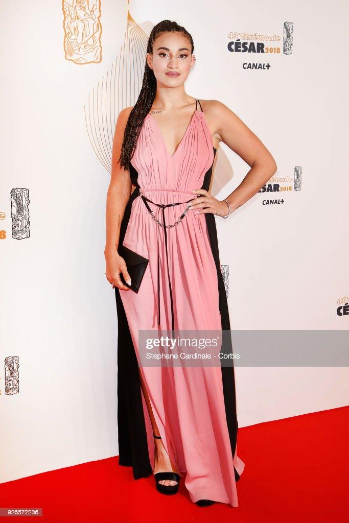 Red Carpet Arrivals - Cesar Film Awards 2018 At Le Fouquet's In Paris
