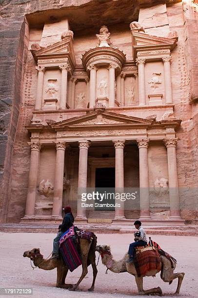CONTENT] camels at the Treasury in Petra the UNESCO World Heritage Site in Jordan