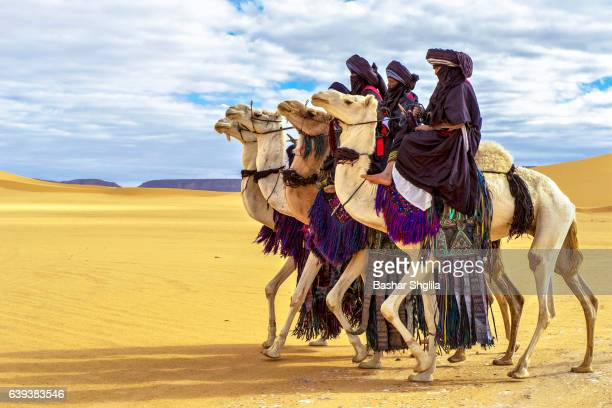 Camels Riders Show