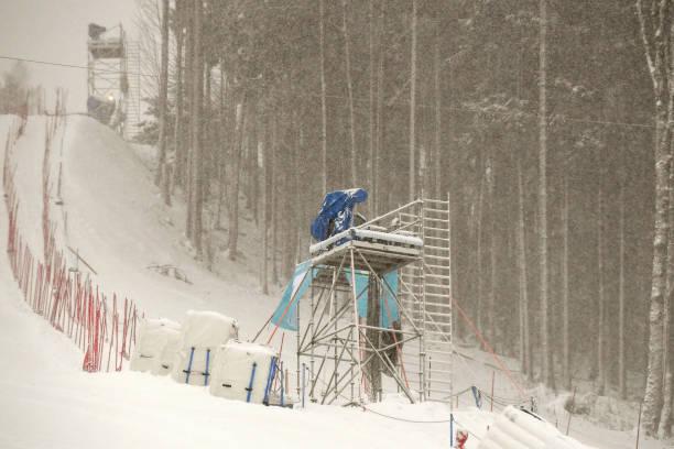 AUT: Audi FIS Alpine Ski World Cup - Men's Alpin Combined